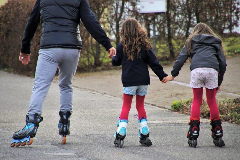 Guide des tailles de rollers et patins à roulettes