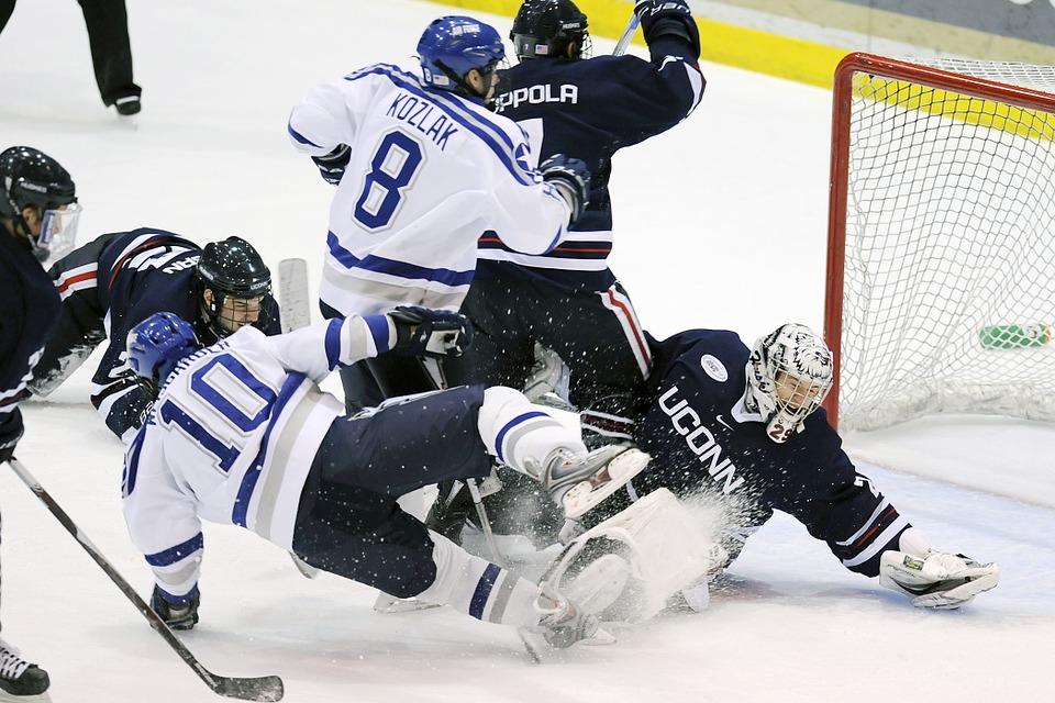 sports de glace