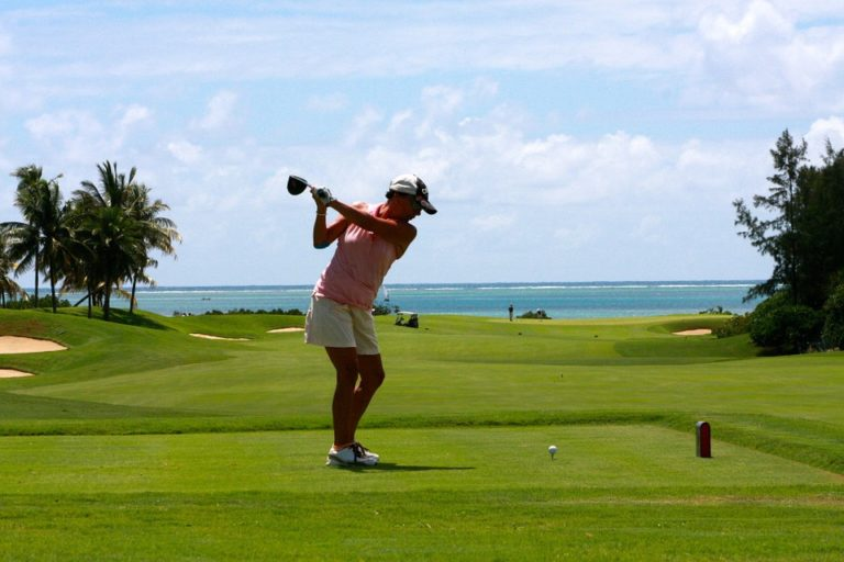 5 raisons de jouer au golf