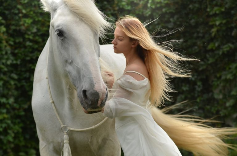 Pourquoi tout ce qui concerne le cheval se fait du côté gauche ?