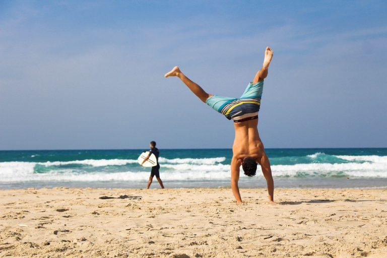 7 activités estivales amusantes qui brûlent le plus de calories