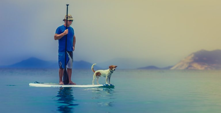 Quelle est la taille de paddle qui vous convient ?