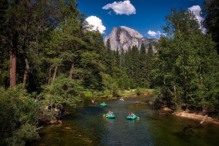 Les 10 meilleures destinations de rafting en eau vive au monde