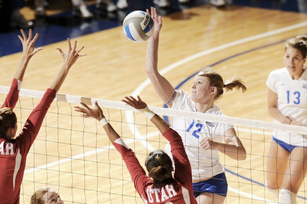 Différences entre le volley-ball et le beach volley