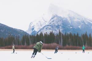 Entraînement sportif : Les bienfaits du hockey sur glace pour le corps