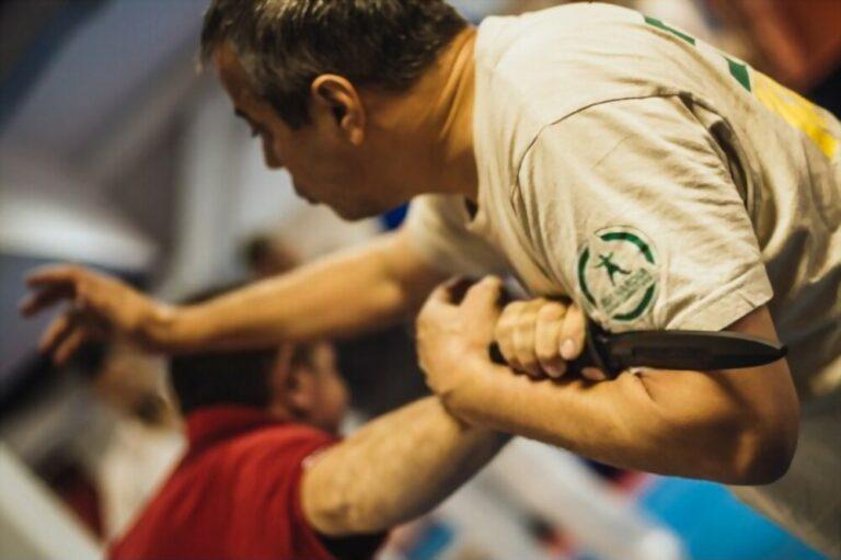 Un club krav-maga pour apprendre le self défense