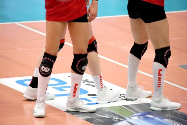 Genouillères de Volleyball : quelle utilité et comment bien les choisir ?